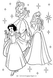 Disney Princess Coloring Pages Free Online Printable Sheets For Kids Get The Latest Images