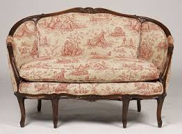 canape louis 15 19th 20th century louis xv style carved walnut canape or
