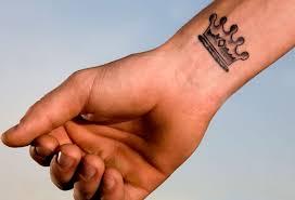 Crown Tattoo Love It Just Not On My Wrist