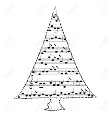 Ascii Symbols Christmas Tree by Funny Christmas Tree Character With Big Red Bow On Top And Gift