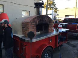 I Need A Mobile Pizza Oven
