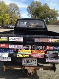Meet The King Of Alabama Right Wing Bumper Stickers! Lamedouchey Bumper Stickers And Window Decals Bumper Sticker Switch 2 Gluten Free Carr Dem Stickers So Dull Tailgating Isnt Worth Bother Auto Car Sticker Decal Cowboy Hat Texas Truck Laptop 8 By Past Programs 42015 Womens Voices Raised How To Remove Those Campaign Features Oprah Overrated Pretentious Racist Antiamerican Hypocrite Tom The Backroads Traveller Honk If Youre Horny Funny Crazy Wild Usa Stock Photos Curious Tags Windshield
