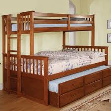 children bedroom set bunk bed cm bk458q twin xl queen bunk bed