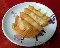 crèpes légères à la maïzena pâtisseries et gourmandises