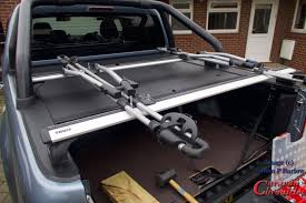 Fitting A Bike Rack To The VW Amarok – Finale… | Caravan Chronicles Thule Toyota Tacoma 62018 Thruride Truck Bed Mount Bike Rack Tonneau Covers Arm For Bikes Inno Velo Gripper Storeyourboardcom Review Of The Bedrider On A 2002 Retraxone Mx Retractable Cover Trrac Sr Ladder Racks Ideas Patrol Bicycle Rider Pickup Lovely Trucks Mini Japan Proride Amazoncom Xsporter Pro Multiheight Alinum Rei Hitch Also As Well