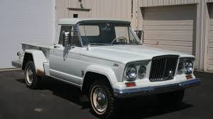 100 Two Guys And A Truck Indianapolis 1965 Jeep Gladiator Thriftside 4x4 Presented As Lot T7 At