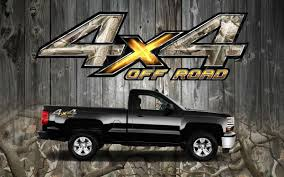 2 4x4 Off Road Truck Camouflage Camo Truck Bed Decals | Etsy Mossy Oak Duck Blind Camouflage Powersportswrapscom Realtree Camo Truck Wrap Zilla Wraps Car City Custom And Vehicle Grafics Unlimited Reno Sparks 2018 Large Frost Vinyl Full Wrapping Foil Realtree Max5 Portland Pickup Products Piuptruckgearcom Camotruckwrap Stafford Graphics Customize Your With A Bedliner From Dualliner Blue Leopard Muddy Girl Premium Rocker Panel Kit 12 Moon Shine