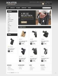 Drag And Drop Website Builder Gun Template 64 Best Opencart Premium Templates Images