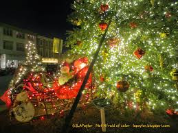 Kinds Of Christmas Tree Lights by Not Afraid Of Color December 2014