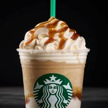 Dark Caramel Coffee FrappuccinoR Is Enveloped Between Layers Of Whipped Cream Thats Infused With Cold Brew White Chocolate And