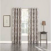 Walmart Grommet Blackout Curtains by Sun Zero Energy Efficient U0026 Blackout Curtains Walmart Com