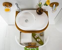 moderne badmöbel praktische ideen für waschbecken unterschrank