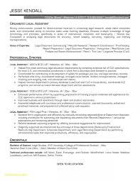 Sample Resume For Cover Letter 2018 Professional Legal Assistant Samples Word Template