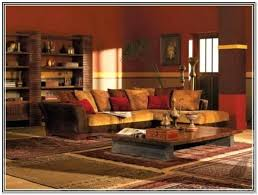 Rustic Leather Sofas Modern Western Living Room Ideas Southwest Furniture Santa Fe Cowhide Southwestern Style Sectional