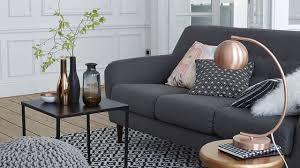 deco avec canapé gris le gris dans la déco astuces couleur et idées peinture côté maison