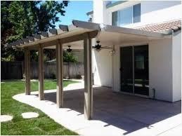 Aluminum Patio Covers Sacramento  Modern Looks Aluminum solid