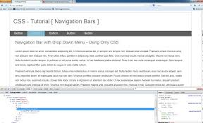 CSS - [ NEW ] Drop Down Horizontal Navigation Bar [ Without ... Bootstrap Blue Template Fixed Sidebar Header Inowxpmid9 How To Make A Responsive And Fixed Navbar Using Html Css Code Quick Tip Code Scrolling Navigation Bar The Most Popular Html Css Js Framework In The World Helpdocs Support Fding Selectors From Your Browser Javascript Menu Navigation Stack Sticky Header Visible When Scrolling On Mobile Es En Floating Top Css Jquery Menu Lawrahetcom Html Aligning Menus In Html5 Metronav Metro Ver By Sohn Codecanyon 15 Cool Rainbow Chocolates