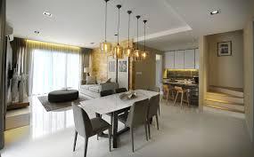 Living Room Interior Design Malaysia Townhouse Rift Decorators