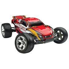 Traxxas Rustler 2WD 1/10 Scale RC Truck - Red : RC Cars & Trucks ... Best Rc Cars The Best Remote Control From Just 120 Expert 24 G Fast Speed 110 Scale Truggy Metal Chassis Dual Motor Car Monster Trucks Buy The Remote Control At Modelflight Buyers Guide Mega Hauler Is Deal On Market Electric Cars And Buying Geeks Excavator Tractor Digger Cstruction Truck 2017 Top Reviews September 2018 7 Of Brushless In State Us Hosim 9123 112 Radio Controlled Under 100 Countereviews