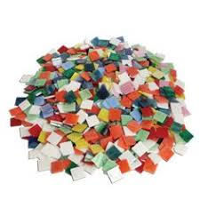 discount mosaic glass tile for artists and crafters on sale and
