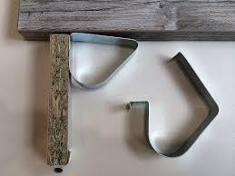 4 stück qualität sockelfeder für küchensockel ironico halter befestigung an sockelleiste in küche unter unterschrank blende sockelhalter klipse clip