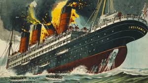 mystery shrouds the lusitania s tragic sinking 100 years on