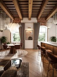 100 Exposed Ceiling Design Cohesive Colour Themes Archways And Wooden Beams