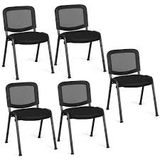 Amazon.com : Giantex Set Of 5 Conference Chair Elegant ... 10 Best Waiting Roomguest Chairs Updated May 2019 Office Factor Side Room Guest Chair Stackable With Arms Burgundy Fabric Reception Staples Panel Contemporary Visitor Chair Armrests Upholstered Landing Page Integrity Fniture Room Office Stackable Magis Air Herman Heavy Duty 3 Seat Bench Bank Airport Blue Miller 5 Beautiful Chairs For Fxible Ding Areas In