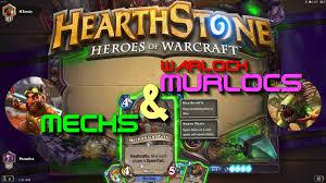warlock murloc deck 2015 hearthstone the mechs murlocs deck warlock