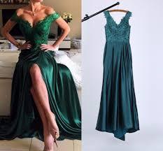 online get cheap emerald green gowns aliexpress com alibaba group