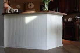 Beadboard Kitchen Island How To Add She Did This For Are You Kidding