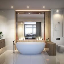 The Bath Co Dulwich Freestanding Shower Bath Suite With White Seat