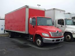 Used Hino Box Trucks Just In - Bentley Truck Services