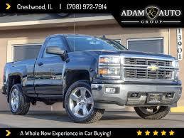 100 Single Cab Chevy Trucks For Sale Used 2014 Chevrolet Silverado 1500 1LT Regular 4WD For