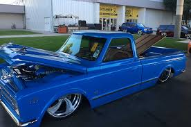 72 Chevy C10 Collides With '59 Impala At SEMA #TENSEMA2016 1972 Cheyenne Super Swb Id 2351 For Sale Chevrolet C10 Resto Mod Pickup F250 Kissimmee 2016 Trucks 671972 Smcarsnet Car Blueprints Forum 72 Chevy Drag Truck Pictures Chevy Truck The Crewcab Big Blue She Is A Little Dusty But Never Sold1972 Short Bed Hemmings Find Of The Day P Daily Ron Braxlings Las Powered Roddin Racin Lets See Some 6772 Trucks 1947 Present Pin By Paul Robinson On Pinterest 4x4