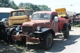 Ozim Auto » Motherlode Of Dodge Power Wagons | 1950 Dodge Truck Images