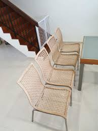 Only 2 Left -$30 For All - IKEA Nandor Model, Furniture ... General Fireproofing Round Back Alinum Eight Ding Chairs Ikea Klven Table And 4 Armchairs Outdoor Blackbrown Room Rattan Parsons Infant Chair Fniture Decorate With Parson Covers Ikea Wicker Ding Room Chairs Exquisite For Granas Glass With Appealing Image Of Decoration Using Seagrass Paris Tips Design Ikea Woven Rattan Chair Metal Legs In Dundonald Belfast Gumtree Unique Indoor Or Outdoor