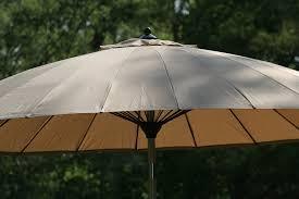 Large Fim Cantilever Patio Umbrella by Amazon Com 9 10 U0027 Outdoor Wind Resistant Patio Umbrella With