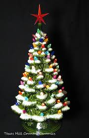 Bulbs For Ceramic Christmas Tree by 79 Best Ceramic Trees Images On Pinterest Vintage Ceramic