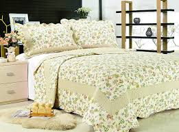 Greenland Home Bedding by Cotton Bedspreads And Quilts U2013 Ease Bedding With Style