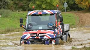 100 Unimog Truck The Emperor Of SUVs MercedesBenz Review CAR Magazine