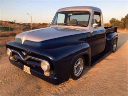 1955 Ford F100 For Sale | ClassicCars.com | CC-1137372 1955 Ford F100 For Sale Near Cadillac Michigan 49601 Classics On 135364 Rk Motors Classic Cars Sale For Acollectorcarscom 91978 Mcg Classiccarscom Cc1071679 Old Ford Trucks In Ohio Average F500 Truck In Frisco Tx Allsteel Restored Engine Swap F250 Sale302340hp Crate Motorbeautiful Restoration Rare Rust Free 31955 Track Cab Enthusiasts Forums 133293