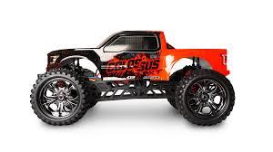 Colossus XT Mega Monster Truck RTR, W/ HobbyWing ESC, Savox Steel ...