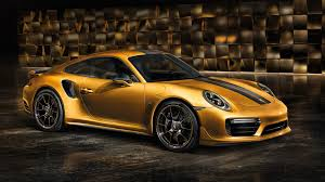 Porsche to Produce the Most Powerful 911 Turbo S to Date – Robb Report