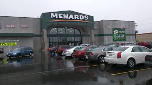 Real Christmas Trees At Menards by A Visit To The New Melrose Park Menards