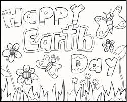 Best Picture Earth Day Coloring Book
