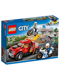 LEGO City 60137 Tow Truck Trouble At John Lewis & Partners