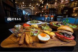 馥樂詩輕食餐廳cuclos cafe kitchen 台中東區美食新天地新品牌在