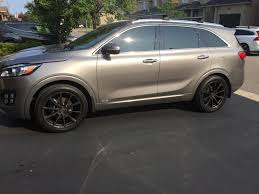 100 20 Inch Rims For Trucks 16 Sorento SX With Inch Wheels Kia Um