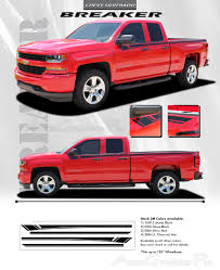 2014-2017 2018 Chevy Silverado BREAKER Truck Stripes Upper Body ... Chevy Ac Buttons Button Repair Kitac Kit Michoacan Mexico Truck Decal Sticker Tailgate For Silverado Graphics Speed Xl Hockey Side Door Body Vinyl 62017 Colorado Antero Rear Bed Mountain Scene Distressed American Flag Toyota Tundra Gmc 42018 Stripes Shadow Ctennial Edition 100 Years Of Trucks Chevrolet 1989 And 1990 Baja Pickup Decals Rally 1500 Racing Hood 1993 454 Ss Youtube Rally Style Flow 62018 3m